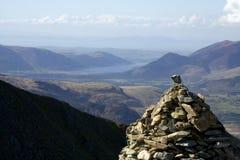 Rocce della montagna Immagine Stock Libera da Diritti