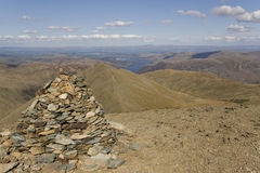 Rocce della montagna Fotografia Stock Libera da Diritti