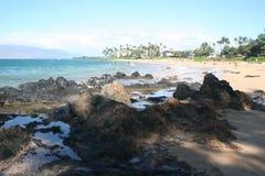 Rocce della spiaggia Immagini Stock