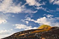 rocce delle nubi Immagini Stock Libere da Diritti