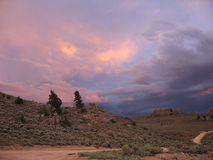 Rocce di Hartman in Colorado Fotografia Stock