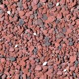 Rocce e ghiaia Fotografie Stock Libere da Diritti