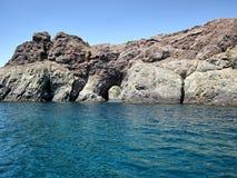 Rocce e pietre del Mar Nero Immagine Stock Libera da Diritti