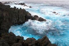 Rocce nel mare, Portogallo fotografie stock libere da diritti