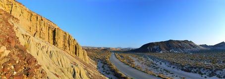 Rocce rosse california U.S.A. Fotografie Stock Libere da Diritti