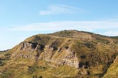 Rocce sedimentarie, stratigrafia Immagini Stock