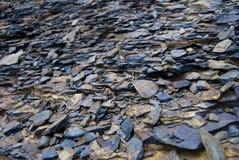 Rocce vulcaniche Fotografia Stock Libera da Diritti