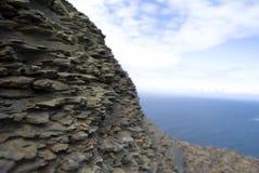 Rocce vulcaniche Fotografie Stock Libere da Diritti