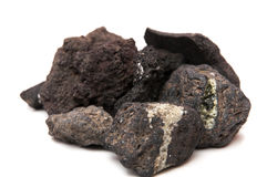 Rocce vulcaniche Fotografia Stock