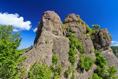 Rocche del Reopasso Stock Images