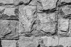 Roccia Fotografie Stock