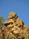 Roccia in Andalusia Fotografie Stock Libere da Diritti