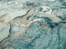 Roccia astratta Fotografia Stock Libera da Diritti