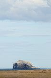 Roccia bassa, estuario di avanti, la Scozia immagine stock
