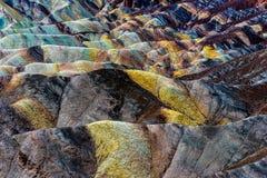 Roccia colorata immagini stock