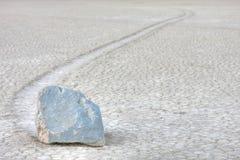 Roccia commovente, sosta nazionale CA del Death Valley Immagini Stock Libere da Diritti
