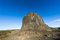 Roccia del basalto Fotografie Stock Libere da Diritti
