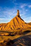 Roccia del deserto Fotografia Stock