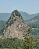 Roccia del falò Fotografie Stock