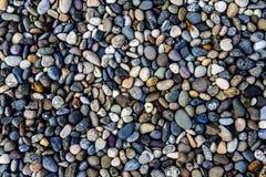 Roccia del fiume Fotografia Stock