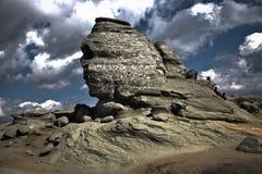 Roccia del fronte Fotografia Stock