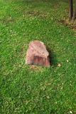 Roccia del giardino Fotografie Stock