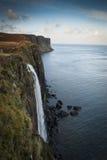 Roccia del kilt, Skye Fotografia Stock Libera da Diritti