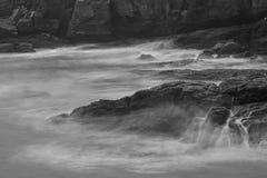 Roccia del mare Fotografie Stock Libere da Diritti