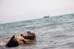 Roccia del mare Fotografia Stock Libera da Diritti