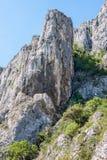 Roccia dell'alta montagna Fotografia Stock Libera da Diritti