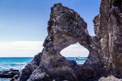 Roccia dell'Australia Immagini Stock