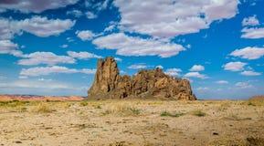 Roccia della chiesa in AZ Fotografia Stock