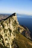Roccia della Gibilterra Immagini Stock