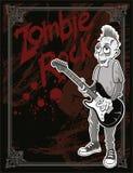 Roccia dello zombie Fotografia Stock