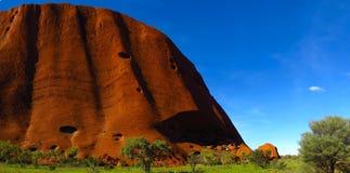 Roccia di Ayers, territorio settentrionale, Australia Fotografie Stock