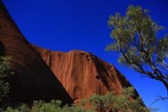 Roccia di Ayers, territorio settentrionale, Australia Immagine Stock Libera da Diritti
