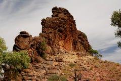 Roccia di Corroboree Fotografie Stock Libere da Diritti