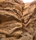 roccia di formazione ripida Fotografie Stock Libere da Diritti