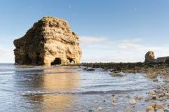 Roccia di Marsden Fotografie Stock