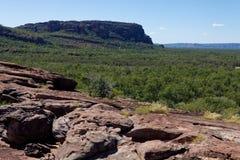 Roccia di Nourlangie, NT, Australia 03 fotografia stock libera da diritti