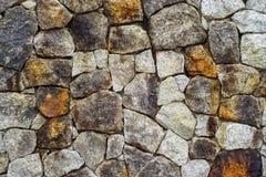 Roccia di parete Fotografie Stock Libere da Diritti
