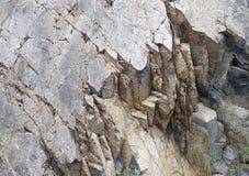 Roccia di pietra fotografia stock libera da diritti