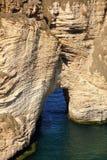 Roccia di Rouche Fotografie Stock