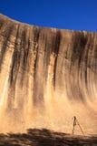 Roccia di Wave Immagine Stock
