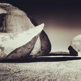 Roccia gigante Fotografie Stock Libere da Diritti