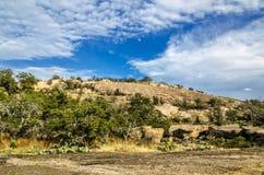 Roccia incantata il Texas Fotografie Stock Libere da Diritti