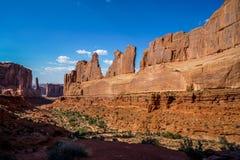 Roccia incredibile Fotografia Stock Libera da Diritti