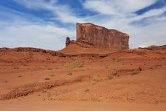 Roccia massiccia in valle del monumento Immagine Stock Libera da Diritti