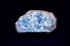 Roccia minerale Fotografie Stock