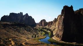 Roccia Oregon dello Smith Fotografia Stock Libera da Diritti